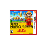 Nintendo Super Mario Maker Basic Nintendo 3DS video game