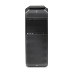HP Z6 G4 1.8GHz 4108 Tower Black Workstation
