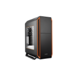 be quiet! Silent Base 800 Tower Black,Orange computer case