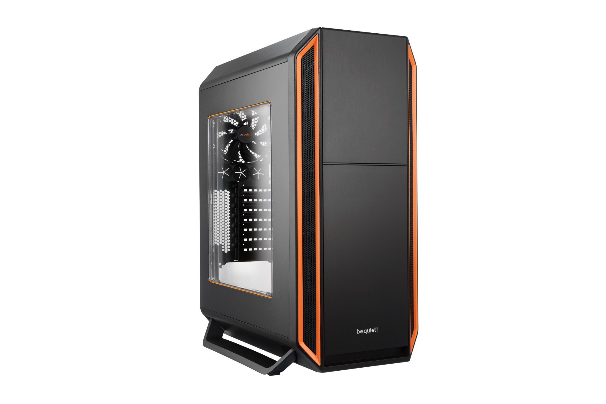 be quiet! Silent Base 800 Tower Black,Orange