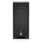 G-Technology G-SPEED Shuttle XL 64000GB Desktop Black disk array