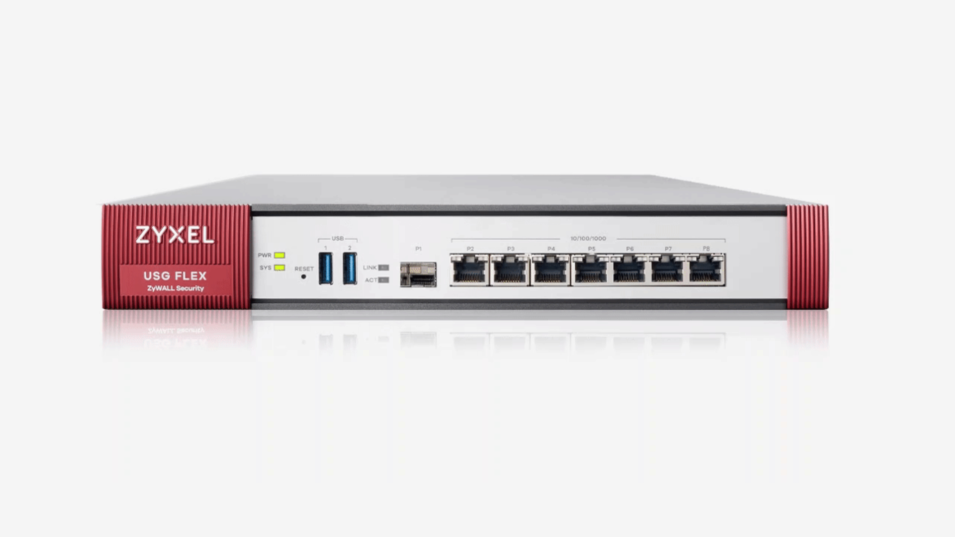 Zyxel USG Flex 200 cortafuegos (hardware) 1800 Mbit/s