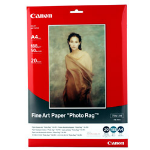Canon Fine Art Photo Rag Paper A3, 20sheets, 188g/m2 photo paper