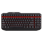 Zalman ZM-K500 USB Black keyboard