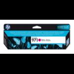 HP 971 Origineel Magenta 1 stuk(s)