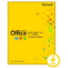MICROSOFT OFF MAC HOME STU 2011 FRA DWNLD ONLY