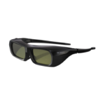 Sony TDG-PJ1 stereoscopic 3D glasses Black