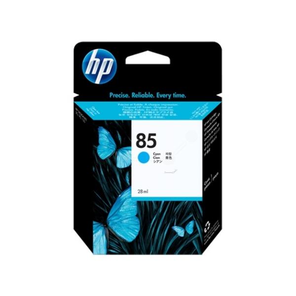 HP Ink Cartridge NO 85 Cyan 28ML - C9425A