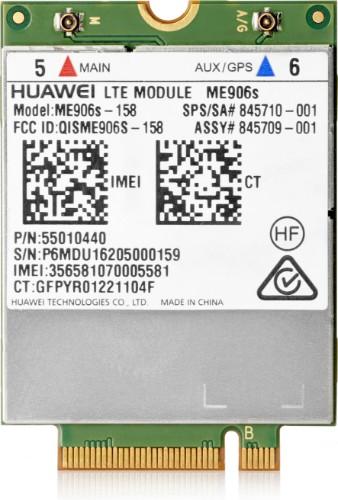 HP lt4132 LTE/HSPA+ 4G WWAN cellular wireless network equipment