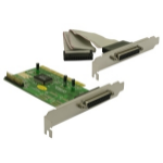 DeLOCK PCI card 2x parallel interface cards/adapterZZZZZ], 89016