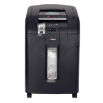 Rexel Auto+ SmarTech 600X paper shredder Cross shredding 23 cm 60 dB Black