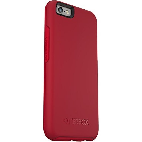"Otterbox Symmetry 4"" Cover Red"