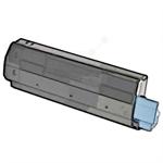 Delacamp 42804548-C compatible Toner black, 5K pages, 2,250gr (replaces OKI 42804548)