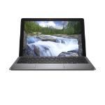 """DELL Latitude 7200 31.2 cm (12.3"""") 8th gen Intel® Core™ i7 16 GB 512 GB Wi-Fi 5 (802.11ac) Black, Gray, Silver Windows 10 Pro"""