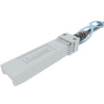 "Panduit PSF2PZA1MBL InfiniBand cable 39.4"" (1 m) SFP28 Black"