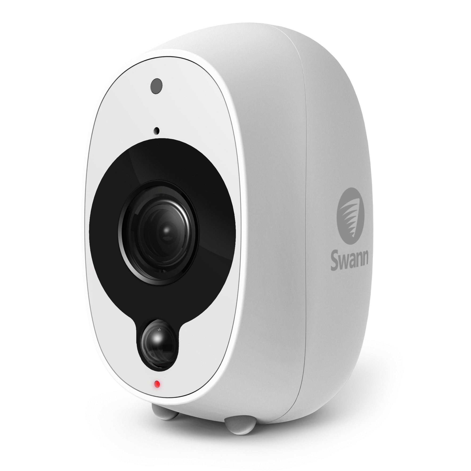 Swann SWWHD-INTCAM IP security camera Indoor & outdoor Cube White