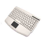 Accuratus KYBAC540-USBBEI keyboard USB QWERTY English White