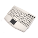Accuratus KYBAC540-USBBEI keyboard USB QWERTY English White