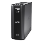 APC Back-UPS Pro Line-Interactive 1200VA Black uninterruptible power supply (UPS)