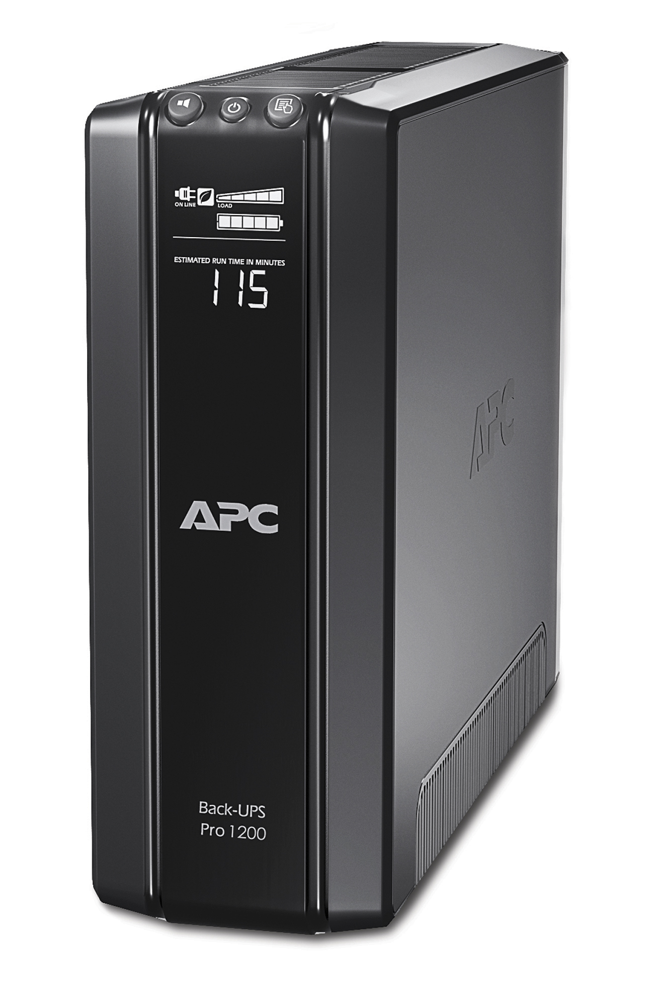 APC Back-UPS Pro sistema de alimentación ininterrumpida (UPS) Línea interactiva 1200 VA 720 W
