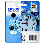 Epson C13T27914012 (27XXL) Ink cartridge black, 2.2K pages, 34ml