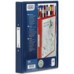 Elba VISION 2RING BINDER A4 25MM BLUE