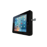 "Tryten T2608BA 9.7"" Black tablet security enclosure"