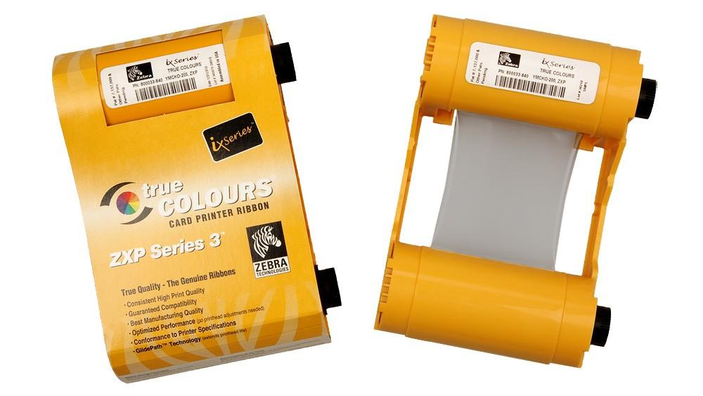 Zebra 800033-340 cinta para impresora