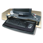 Kensington Desktop Comfort Keyboard Drawer with SmartFit® System