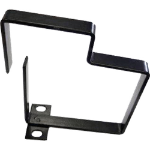 Cablenet 72 2686 Rack Cable bracket Black 1pc(s) cable organizer