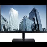 "Samsung S24H850QFU LED display 60.5 cm (23.8"") 2560 x 1440 pixels Wide Quad HD Flat Matt Black"