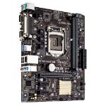 ASUS H81M-D R2.0 Intel H81 LGA 1150 (Socket H3) Micro ATX moederbord