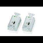 Aten VE806 AV extender AV transmitter & receiver White