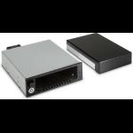 HP DX175 HDD enclosure Black, Gray
