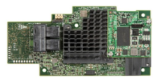 Intel RMS3CC040 RAID controller PCI Express x8 3.0 12 Gbit/s