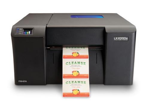 Lx2000e  - Label Printer Color - 16x10 In 4800x1200 Dpi - USB / Wi-Fi