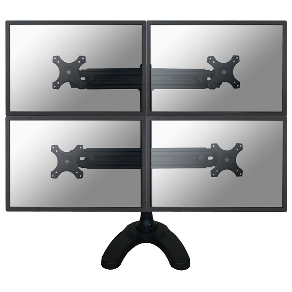 Newstar FPMA-D700DD4 flat panel desk mount