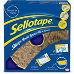 Sellotape E HOOK SPOTS PK400 503943