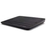 "Zalman ZM-NC3 17"" Black notebook cooling pad"