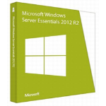 Fujitsu Windows Server 2012 R2 Essentials, 2 CPU, ROK, MUL