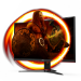 "AOC G2 C24G2AE/BK computer monitor 59.9 cm (23.6"") 1920 x 1080 pixels Full HD LED Black, Red"