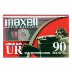 Maxell UR-90 5pk 90min 5pcs