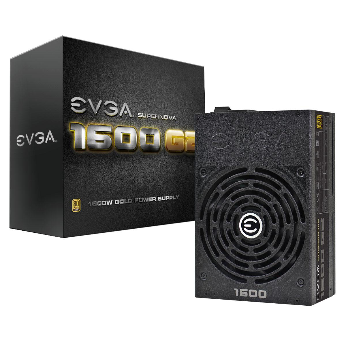 EVGA SuperNOVA 1600w G2 80+ MODULAR GOLD PSU