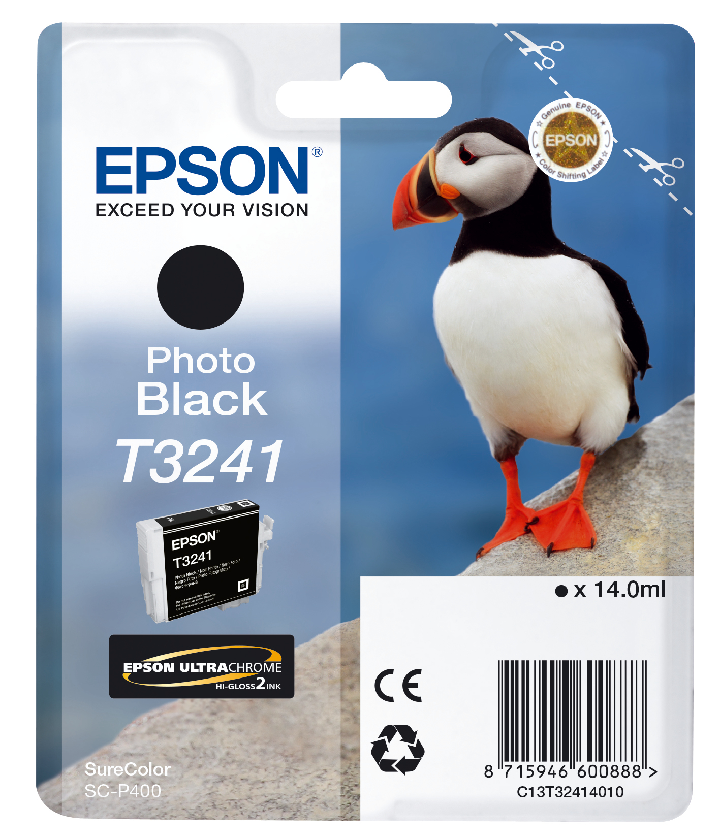 Epson T3241 Photo Black