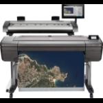 HP Designjet HD Pro large format printer Inkjet Color 2400 x 1200 DPI 1118 x 1676 mm Ethernet LAN