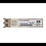 Hewlett Packard Enterprise X130 10G SFP+ LC SR Transceiver network transceiver module 10000 Mbit/s SFP+