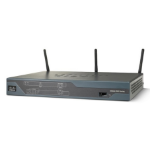 Cisco C887 Fast Ethernet Black
