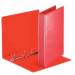 Esselte 49713 ring binder Red