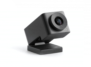 Huddly IQ with mic 12 MP Black 1920 x 1080 pixels 30 fps CMOS 25.4 / 2.3 mm (1 / 2.3