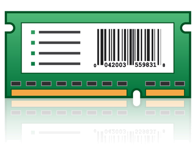 Lexmark Forms and Bar Code Card